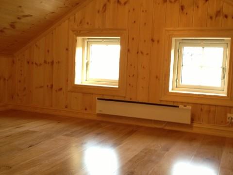 Drewniane Zielone Domy Skandynawskie  (4)
